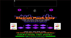 Preview of detroitrockcity.org